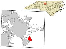North Carolina Zip Code Map by Forest Oaks North Carolina Wikipedia