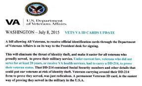 Veterans Affairs Help Desk Veterans Id Cards Burials Priority Groups