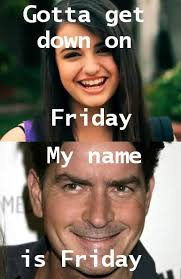 Rebecca Meme Images - image 107506 rebecca black friday know your meme
