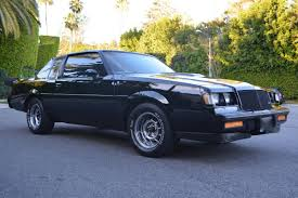 2015 Buick Grand National And Gnx Rare Rides A 1987 Buick Grand National That Belonged To David Spade
