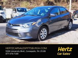 sale toyota corolla used toyota corolla for sale special offers edmunds