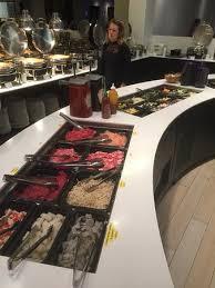 hygi e cuisine pænt lækker hygiejnisk picture of mongolian barbecue hjorring