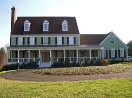 exterior paint colors for colonial style house colonial paint