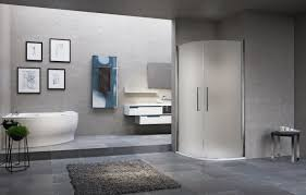 R2 Bathroom Furniture by Semicircular Shower Cabins Archiproducts