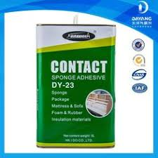 Upholstery Glue For Car Roof Eco Friendly Contact Dy 21 Spray Adhesive For Fire Proof Plate And