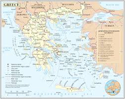 Corinth Greece Map by A New European Neglected Diseases Center For Greece