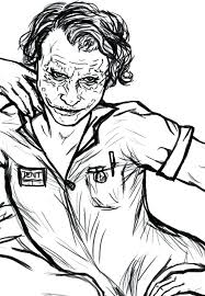Joker Face Coloring Pages J Is Page Best Coloring Disney Book Coloring Pages Joker