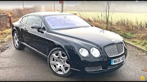 bentley 2006 2006 bentley continental gt mulliner review w12 twin turbo by