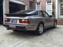 1988 porsche 944 turbo s for sale 1988 porsche 944 turbo s silver w 58k for sale