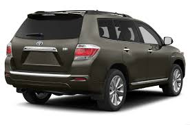toyota v6 2013 toyota highlander hybrid price photos reviews u0026 features