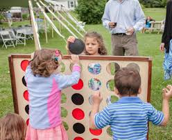 outdoor back yard giant games ars events llc corporate entertainment