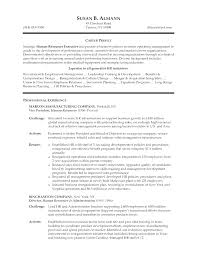 best resume format exles browse best resume format hr executive banking executive manager
