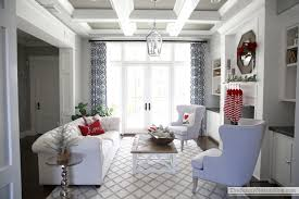 micro apartment design christmas in the formal living room sunny side up blog coffered