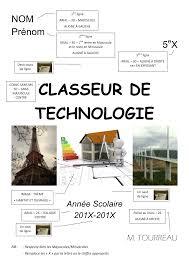 Page de garde classeur  5ème  Leclerc de Saint Gaudens