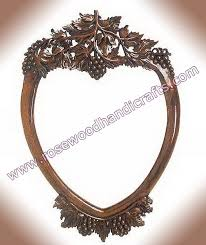 rosewood mirror frames wooden mirror frames mirror frame carved