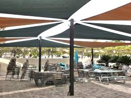 Wind Sail Patio Covers by Restaurant Awnings Superior Awning