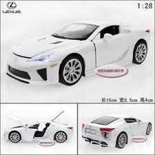 lexus lfa model car 1 28 lexus lfa alloy diecast car model with sound light
