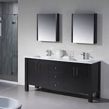 72 In Bathroom Vanity by Parsons 72 Double With Quartz Stone