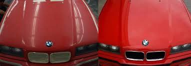 bmw car wax wax service washington shop