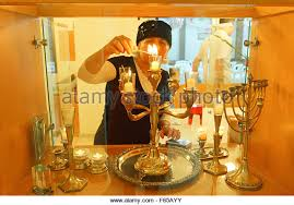 sabbath candles shabbat candles stock photos shabbat candles stock images alamy