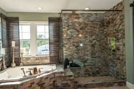 rustic master bathroom with master bathroom limestone tile