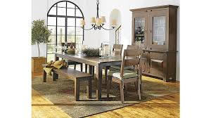 Crate And Barrel Dining Room Sets Emejing Crate And Barrel Dining Room Sets Pictures Home Design