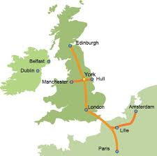 road map of york york key facts archaeology the of york