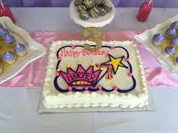 costco princess cake tangled 3rd birthday party by selena