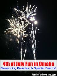 new years in omaha ne fourth of july fireworks displays and special events in omaha