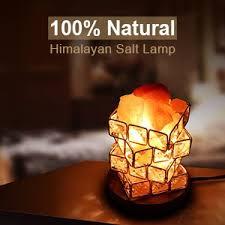Amazon Com Himalayan Salt Lamp Natural Crystal Decor Rock Lamp 5