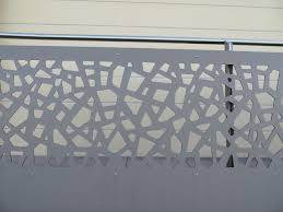 balkon lochblech