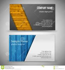 business card design with wood texture stock photos image 35410543