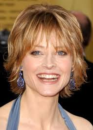 short hair styles for women over 40 short layered haircuts for