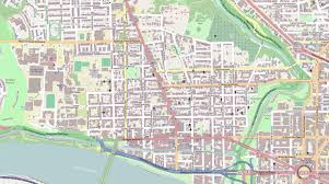 Washington Dc City Map by File Opensteetmap Of Georgetown Washington Dc 2014 Jpg Wikimedia