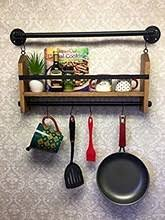 Wall Spice Racks For Kitchen Compare Prices On Spice Rack Wooden Online Shopping Buy Low Price