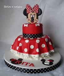 Red Minnie Mouse Cake Decorations 964 Best Disney U0027s Mickey Minnie Mouse Cakes Images On Pinterest