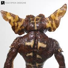 gremlins 2 prop puppet restoration and display tom spina designs