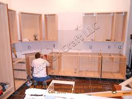 Installing Ikea Kitchen Cabinets How To Install Ikea Kitchen Cabinets Kitchen Decoration