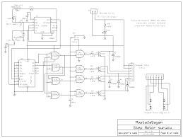 patent us5237250 multiplexed stepper motor control apparatus