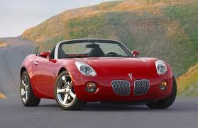 pontiac solstice general motors is recalling the solstice and sky for airbag failures