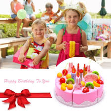 amazon com singing birthday cake toy with light and sound sings