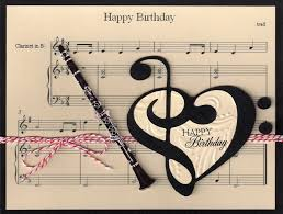 template free singing birthday cards for him with iiiii happy birthday clarinet birthday card birthday