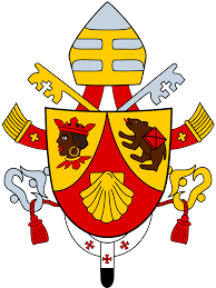 Family Crest Flags Coat Of Arms Of Pope Benedict Xvi Wikipedia
