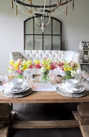 dining room tablescapes tablescapes dining room table settings