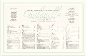 wedding reception seating chart imperial zapfino monogram wedding seating charts wedding