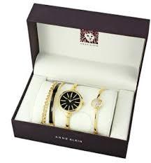 amazon com anne klein women u0027s ak 1470gbst gold tone watch and