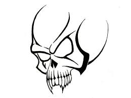 35 best simple skull tattoos images on skull tattoos