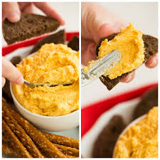 oktoberfest menus and recipes oktoberfest german cheese spread brown eyed baker