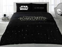 star wars bedding duvet cover set queen size 100 cotton star