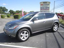 nissan murano for lease 2005 nissan murano sl one owner meticulous motors inc florida for
